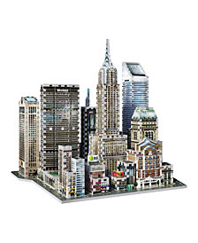 Wrebbit 3D - 2010 Midtown East New York 3D Puzzle