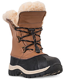 BEARPAW Kelly Boots, Little Girls (11-3) & Big Girls (3.5-7)