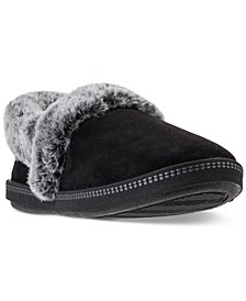 Women's Cali Cozy Campfire - Team Toasty Slip-On Casual Comfort Slippers from Finish Line