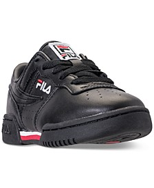Boys' Original Fitness Casual Athletic Sneakers from Finish Line