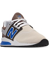 e35ad382b1b160 New Balance Men s 247 V2 Casual Sneakers from Finish Line
