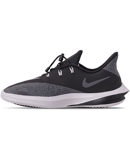 b95a56665909 Nike Boys  Future Speed Shield Running Sneakers from Finish Line ...