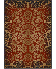 "KM Home Pesaro Royale 3'3"" x 4'11"" Area Rug"