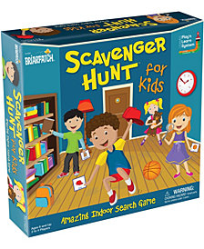 Scavenger Hunt for Kids Board Game