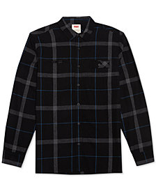 Levi's® Men's Plaid Flannel Shirt