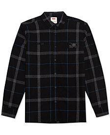 Levi's® Men's Plaid Flannel Shirt