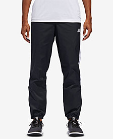 adidas Men's Essentials Three-Stripe Woven Pants