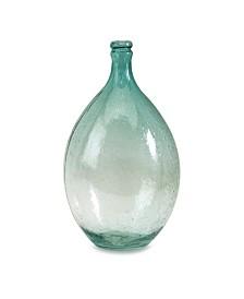 Imax Amadour Medium Bubble Glass Bottle