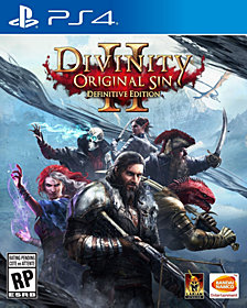 PS4 Divinity 2 Definitive Edition