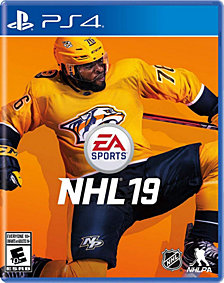 PS4 NHL