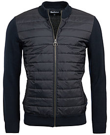 Barbour Men's Carn Baffle Sweater