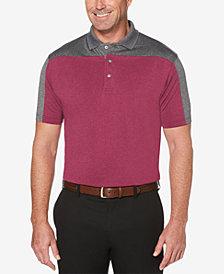 PGA Tour Men's Heathered Polo