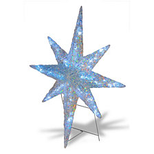 "National Tree Company 42"" Ice Crystal Star with LED Lights"