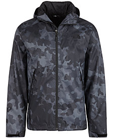 The North Face Men's Millerton Hooded Rain Jacket