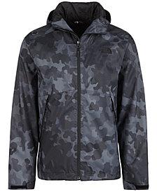 The North Face Men's Millerton Hooded Rain Jacket