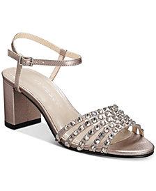 Caparros Plaza Embellished Evening Sandals