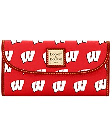 Wisconsin Badgers Large Continental Clutch