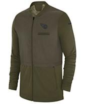 Nike Men s Tennessee Titans Salute To Service Elite Hybrid Jacket 9af6bed92