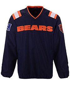 G-III Sports Men's Chicago Bears Countback Pullover Jacket