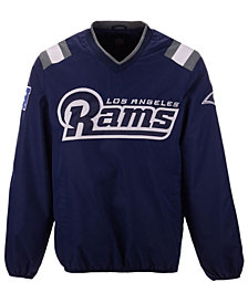 G-III Sports Men's Los Angeles Rams Countback Pullover Jacket