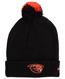 Nike Oregon State Beavers Beanie Sideline Pom Hat