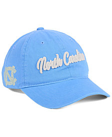 Zephyr North Carolina Tar Heels Scroll Adjustable Strapback Cap