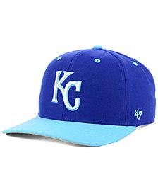 '47 Brand Kansas City Royals 2 Tone MVP Cap