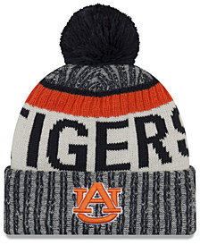 New Era Auburn Tigers Sport Knit Hat