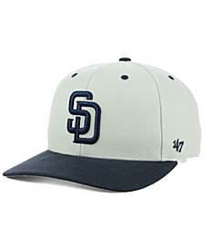 '47 Brand San Diego Padres 2 Tone MVP Cap