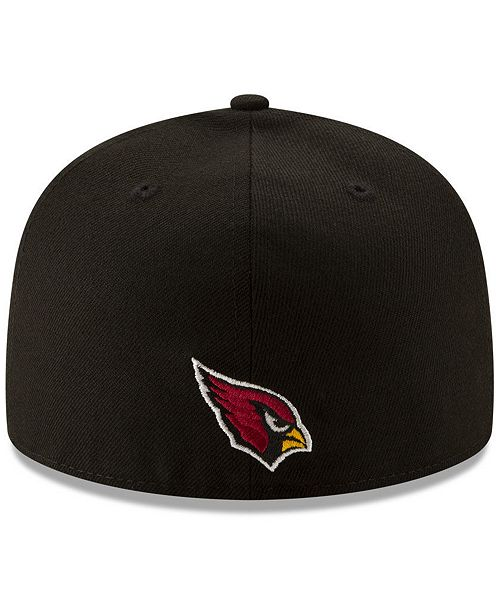 fd94a8d2 Arizona Cardinals Logo Elements Collection 59FIFTY FITTED Cap