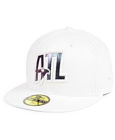New Era Atlanta Hawks Iridescent Combo 59FIFTY Fitted Cap