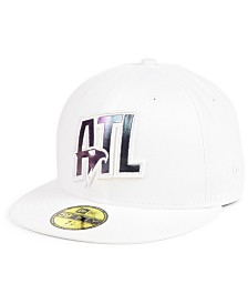 New Era Atlanta Hawks Iridescent Combo 59FIFTY Fitted Cap