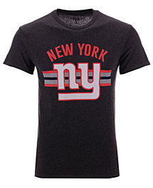 Authentic NFL Apparel Men's New York Giants Checkdown T-Shirt
