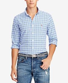 Polo Ralph Lauren Men's Slim-Fit Stretch Oxford Shirt