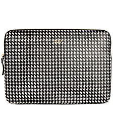kate spade new york Houndstooth Universal Laptop Case