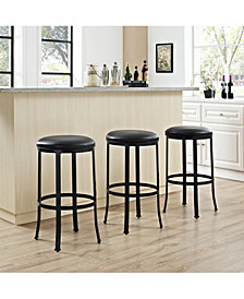 Windsor Bar Stool With Cushion