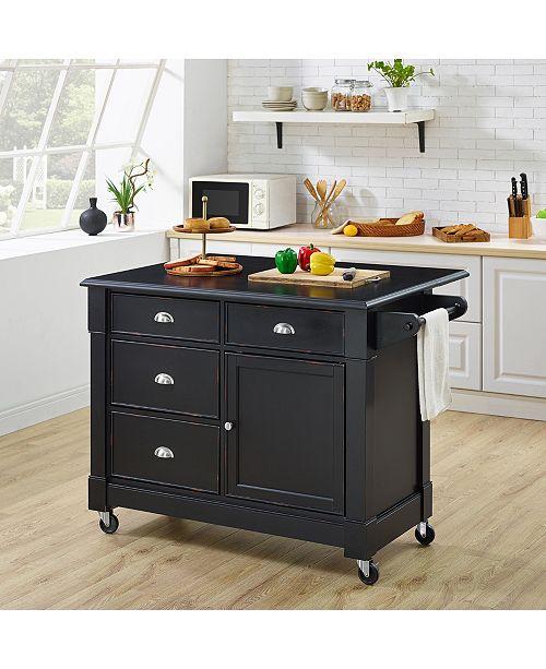 Crosley Lacey Kitchen Cart