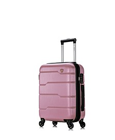 "Rodez 20"" Lightweight Hardside Spinner Carry-On Luggage"