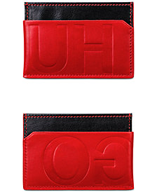 Hugo Boss Men's Hero Colorblocked Card Holder