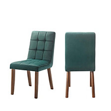 Rosie Tufted Side Chair Set