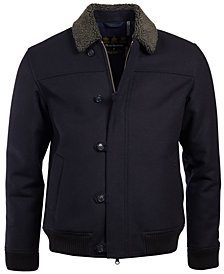 Barbour Men's Tyndrum Wool Jacket