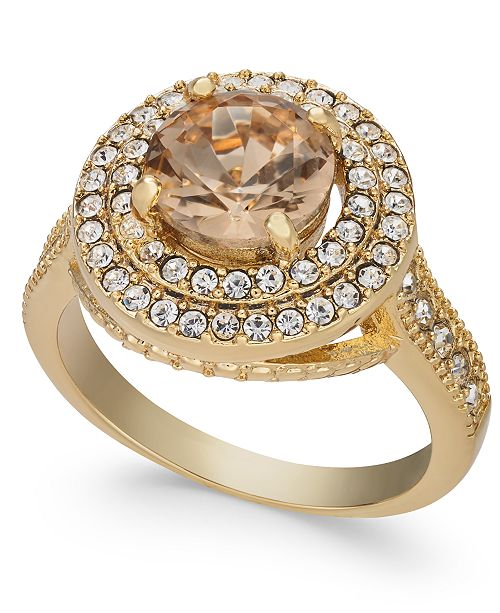 Charter Club Pavé Stone Ring, Created for Macy's