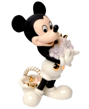 Closeout! Lenox Collectible Disney Figurine, Mickey Mouse