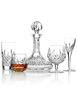 Waterford Barware, Lismore Collection