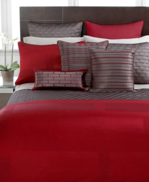 Hotel Collection Frame Lacquer Full / Queen Duvet Cover Bedding