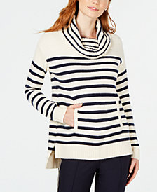Charter Club Cowlneck Sweater, Created for Macy's