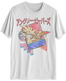 Japanese Angry Beaver Graphic T-Shirt