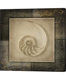 Light Gold Sea Warm by LightBoxJournal Canvas Art