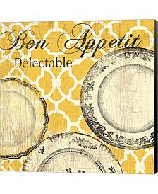 Bon Appetite By Aimee Wilson Canvas Art