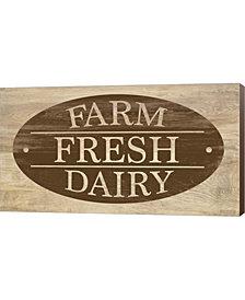 Farm Store II by Alonzo Saunders Canvas Art